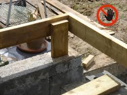 Les Pi Ges De La Construction D Une Terrasse En Bois Blog