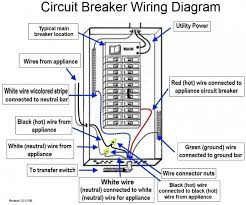 how to wire circuit breaker panel facbooik com Home Breaker Box Diagram circuit breaker wiring diagrams do it yourself help mobile home breaker box diagram