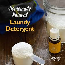homemade non toxic laundry detergent