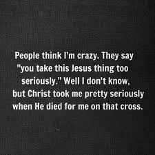 Crazy Christian Quotes