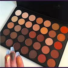 professional eyeshadow makeup 35 color eyeshadow palette whole