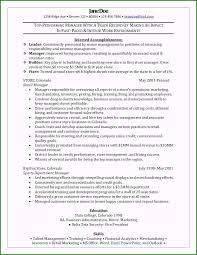 Sample Resume For Retail Sales Retail Sales Resume Examples Unique Retail Manager Sample
