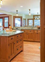 craftsman style kitchens bungalow inspirational mission kitc