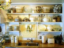Shelving For Kitchen Open Shelving In Kitchen Ideas Kitchen Clever Kitchen Ideas Open