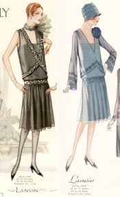1920s Dress Patterns Impressive 48s PatternVault