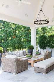 outdoor furniture decor. This Is A Wonderful Example Of Using Outdoor Furniture And Having It Function As Decor E