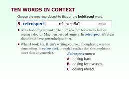 Advancing Vocabulary Skills Ppt Download