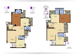 Small Picture Unnati The Aranya Floor Plans Noida Thearanyanoida