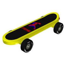 Skateboards Designs Skateboard Pinewood Derby 3d Design Plan Instant Download