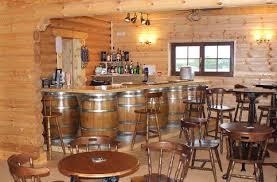 wine barrel bar plans. Barrel Bar - Man Cave Ideas | 21 Ways To Reuse A On Your Homestead Wine Plans