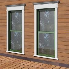 Exterior Window And Door Trim Ideas