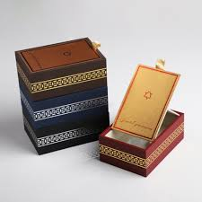 Gift Box Design Hot Item Custom Cardboard Box Luxury Design Arabic Perfume Gift Box Packaging
