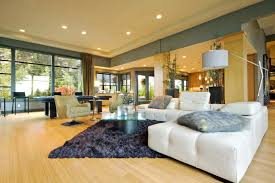 Light hardwood floors living room Beautiful Light There Are Lot Of Different Colors In This Living Room From White To Home Stratosphere 22 Living Rooms With Light Wood Floors pictures