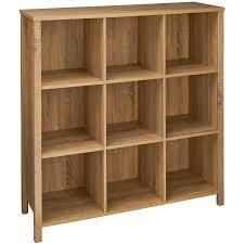 Weathered Oak Furniture Closetmaid Premium 9 Cube Organizer Weathered Oak Walmartcom