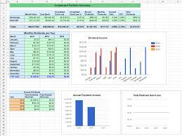 Google Finance Stock Quotes Fascinating Dividend Stock Portfolio Spreadsheet On Google Sheets Two Investing