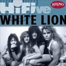 Rhino Hi-Five: White Lion