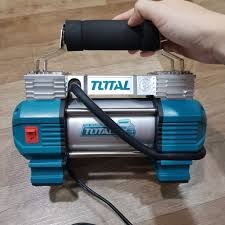 12V Máy bơm hơi lốp xe ô tô Total TTAC2506T