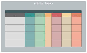 Action Plan Template How To Write An Action Plan Step By Step Guide With Templates