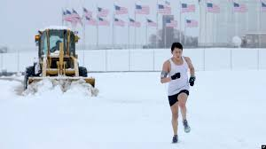 Running In Cold Weather Improves Performance