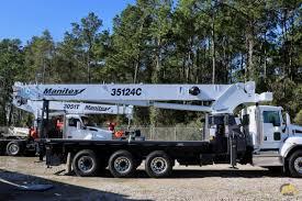 Manitex 35124c 35 Ton Boom Truck Crane For Sale