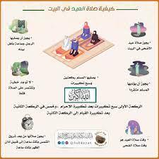تفقه في الدين - كيفية صلاة #العيد في البيت