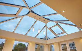 conservatory lighting ideas. Conservatory Roof Installation Lighting Ideas