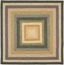 gramercy braided multicolored area rug 6
