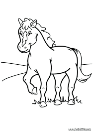 Pony Coloring Pages To Print Pony Coloring Pages Printable
