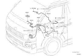 Wiring cl engine illust no 2 of11 0501 lh20212222 824200d 824200d