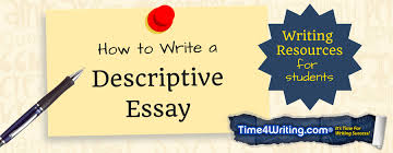 How To Write A Descriptive Essay Examples Tips