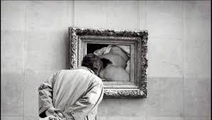 """L'Origine du monde"""" de Gustave Courbet"""