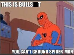 spectacular spider memes as read by josh keaton vol 1 not for kids