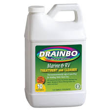 drainbo 1 2 gal marine and rv treatment and cleaner