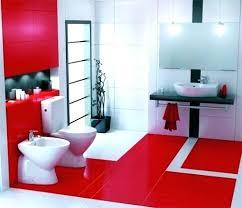 modern bathroom rugs red all modern bath rugs