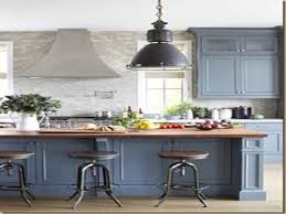 paint colors for kitchen cabinetsRustic Blue Kitchen Ideas 7048  BayTownKitchen