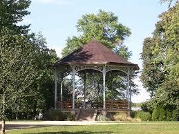Kiosque Musique Parc J Rameau Mont De Marsan Landes