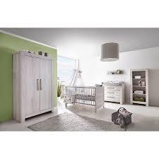SCHARDT Set cameretta per neonato NORDIC CASCINA (armadio a 2 ante ...