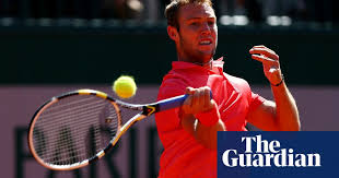 Grip6 is an american manufacturing company dedicated to making the best belts, wallets, and wool socks. Jack Sock S Un American Love Of Clay Will Test Rafael Nadal At French Open French Open 2015 The Guardian