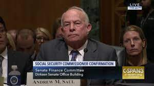 Social Security Boss Who Refused ...