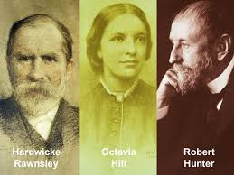 Taking inspiration from Octavia Hill - INTOINTO