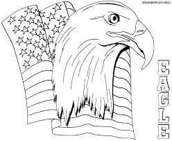 Coloring Pages Of Eagles Eagles Coloring Pages Bald Eagle Coloring