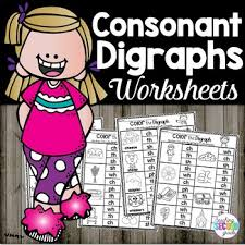 The lanternfish phonics resource section has greatly expanded. Digraphs Worksheets By Teaching Second Grade Teachers Pay Teachers