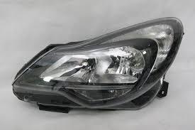 Reflector Light Lamp Euro Opel Corsa D Facelift Fl 2011 14 Xdalyslt