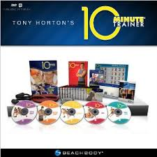 10 minute trainer tony horton s workout for the busiest people fitness dvd program