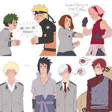 Naruto And Sasuke Crossover Fanfiction - TORUNARO