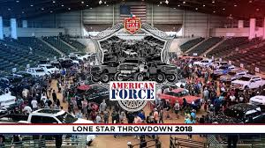 Lone Star Throwdown 2018 - American Force Wheels