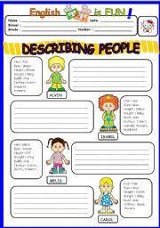 describing people worksheet by b burcu temizsu english worksheet describing people