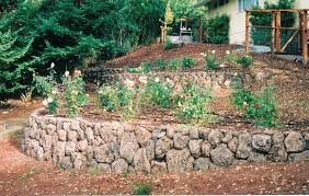 Small Picture garden walls ideas michaels landscape construction rock walls
