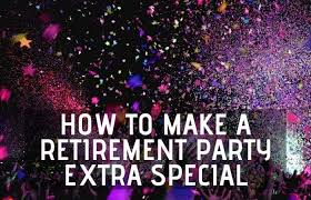 May 28, 2021 · social security retirement benefits should replace about 40 percent of an average wage earner's income after retiring. 30 Ideas To Make A Retirement Party Extra Special Retirement Tips And Tricks