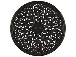 woodard cast aluminum napa 22 round table top